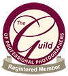 Member of the Guild of Professional Photographers